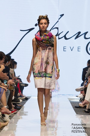 jibun-fuku ワンピースドレス WP105