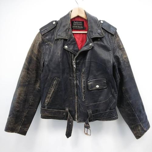 【Oakbrook Sportswear】50s' レザージャケット