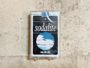 w.o.d. / sodalite (テープ)
