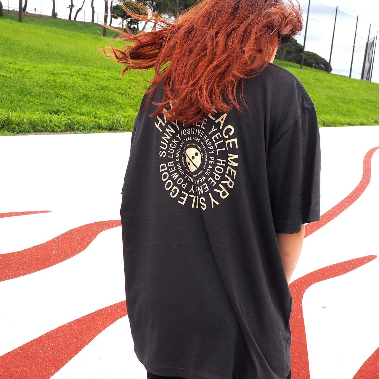 WillxWill HAPPIES T-shirts Sumikuro