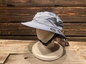 O&E BINGIN SOFT PEAK SURF HAT BLUE  XLサイズ
