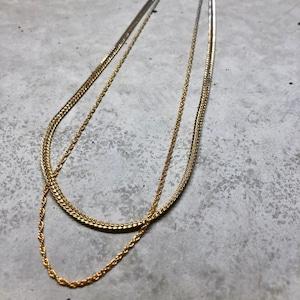 【LN-4BR】Gradation design necklace