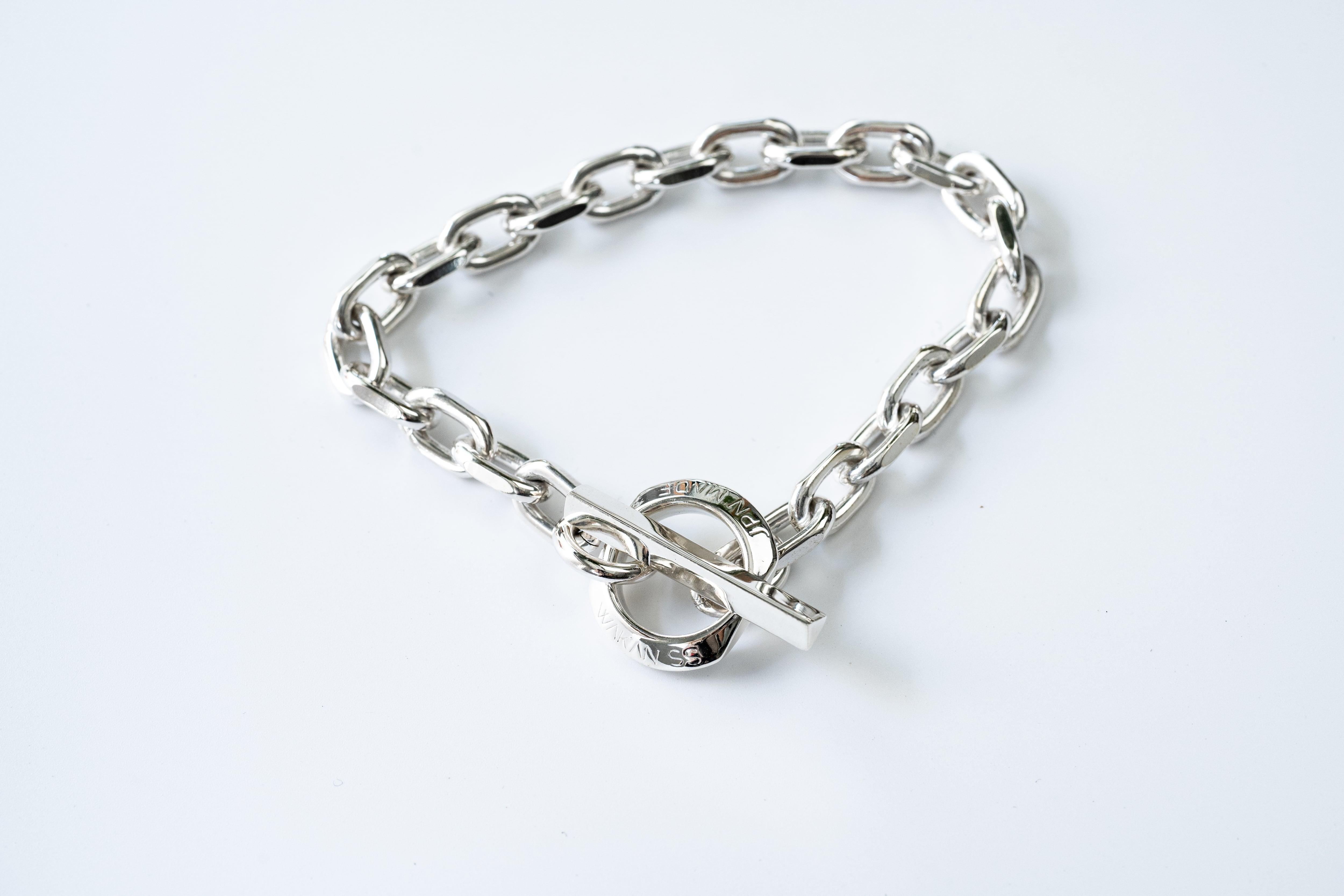 BN-053 Triangle bar bracelet