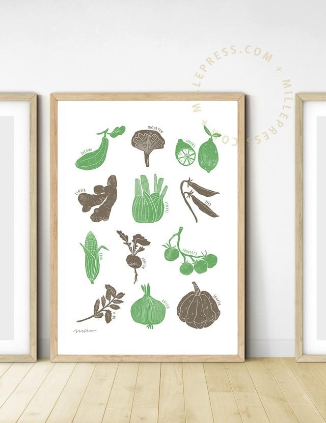 【Vegetables C】MP105-011C