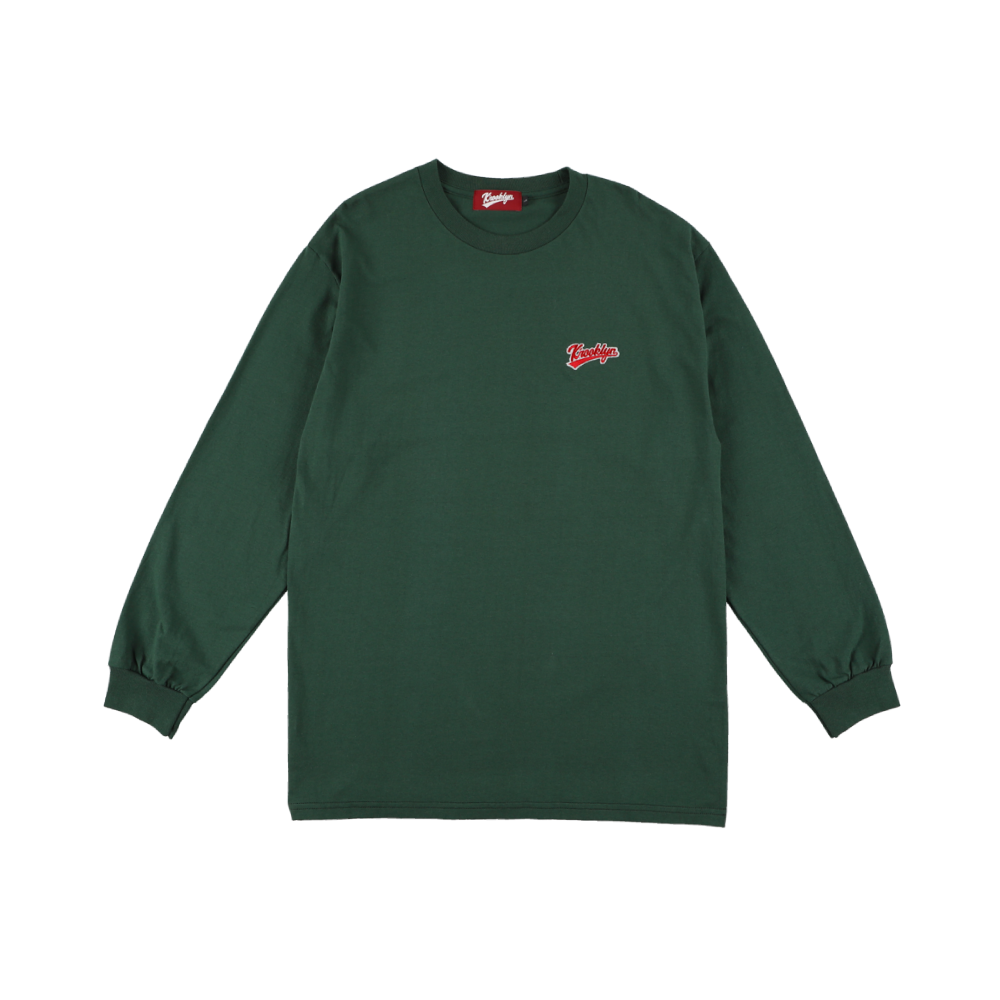 K'rooklyn Long Sleeve T-Shirt -Green-
