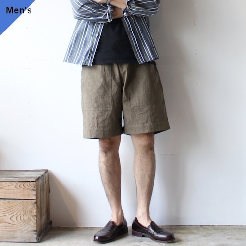 ENDS and MEANS エンズアンドミーンズ Easy Baker Shorts ベーカーショーツ