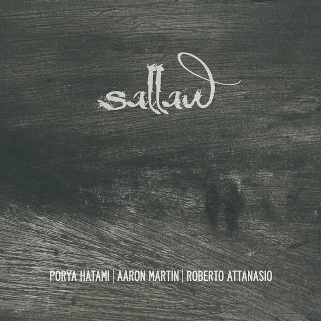 Porya Hatami | Aaron Martin | Roberto Attanasio「Sallaw」(DRONARIVM)