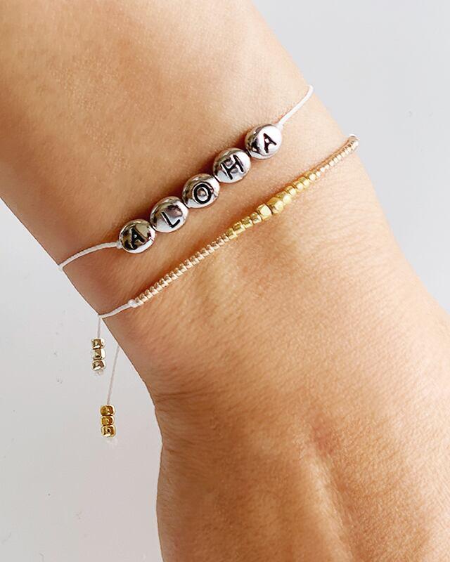 charm bracelet (ALOHA)