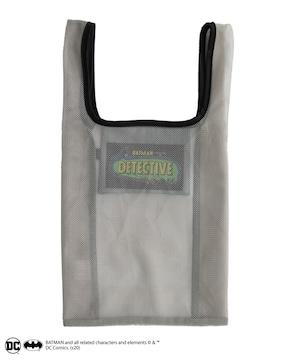 BATMAN / MESH SHOPPER BAG W-BM002 GY