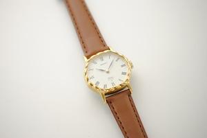 初めての手巻きシリーズ♪【ビンテージ時計】1977年8月製造 セイコーソシエ 手巻き式腕時計 日本製