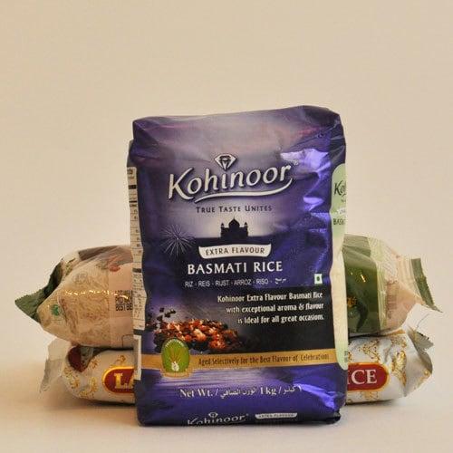 Kohinoor Basmati Rice 1kg