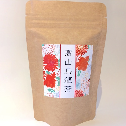 bioboo 特選 高山烏龍茶