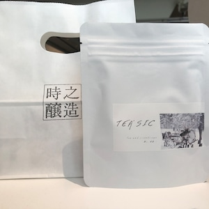 【5pc入り】味わいの音楽付き日本茶TEA'SIC NO.02