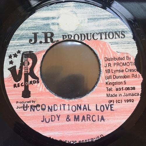 Marcia & Judy – Unconditional Love