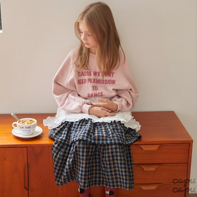«sold out»«ジュニアサイズあり» jejeunosity pastel sweatshirts 2colors パステルスウェット