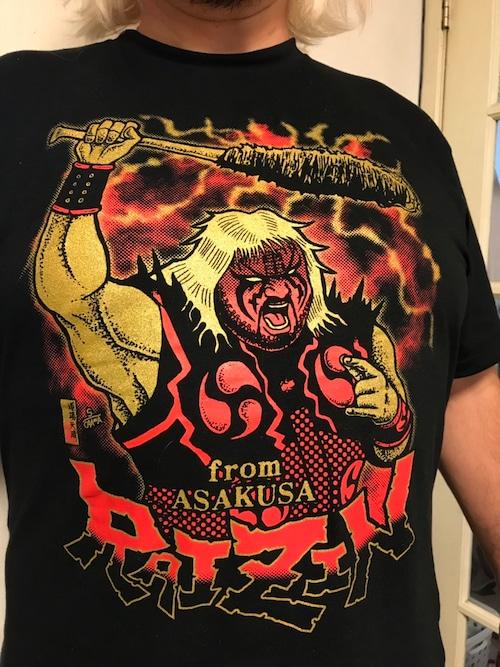 RAIZIN from ASAKUSA Tシャツ