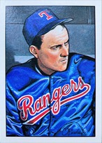 MLBカード 90TOPPS BOWMAN Nolan Ryan  RANGERS
