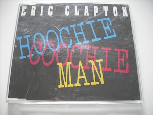【CD Single】ERIC CLAPTON / HOOCHIE COOCHIE MAN