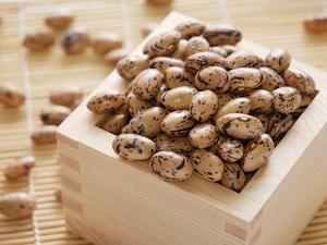 【北海道十勝産令和2年度収穫】うずら豆1kg