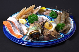 魚バーベキューセット(4~5人前)