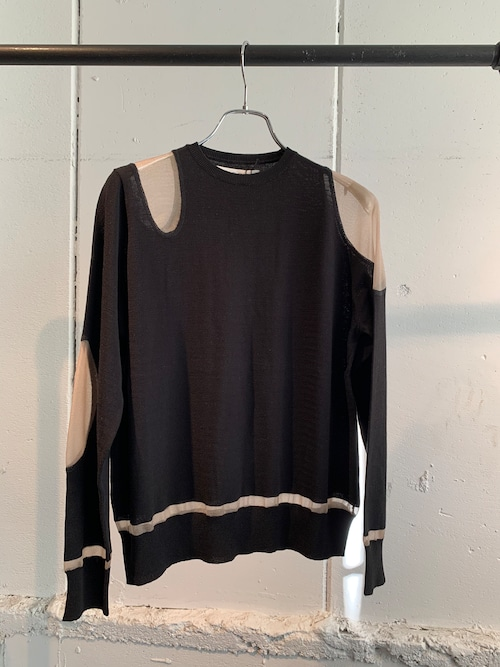 GVGV GRAPHICAL POSITION TOP (BLACK)