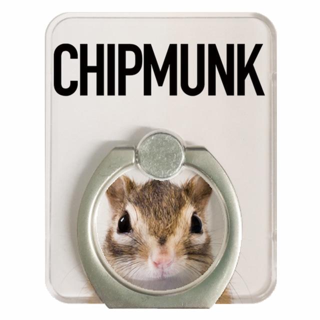 スマホリング/CHIPMUNK①/SR-MO-001
