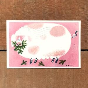 クリスマスカード「Per Beckman(ペール・ベックマン)」《201123-02》