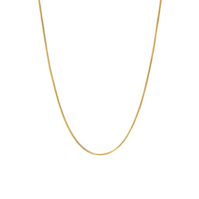 Snake chain necklace|ネックレス
