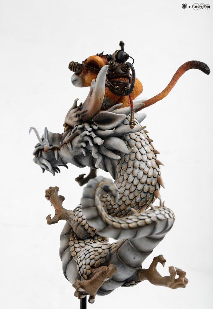 Chinese White Dragon  |鎌田光司|