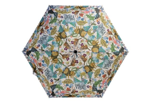 ナタリーレテ(Nathalie Lete)折りたたみ傘 アニマル 動物
