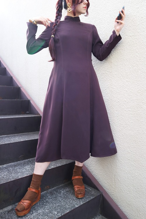 Brown china onepiece