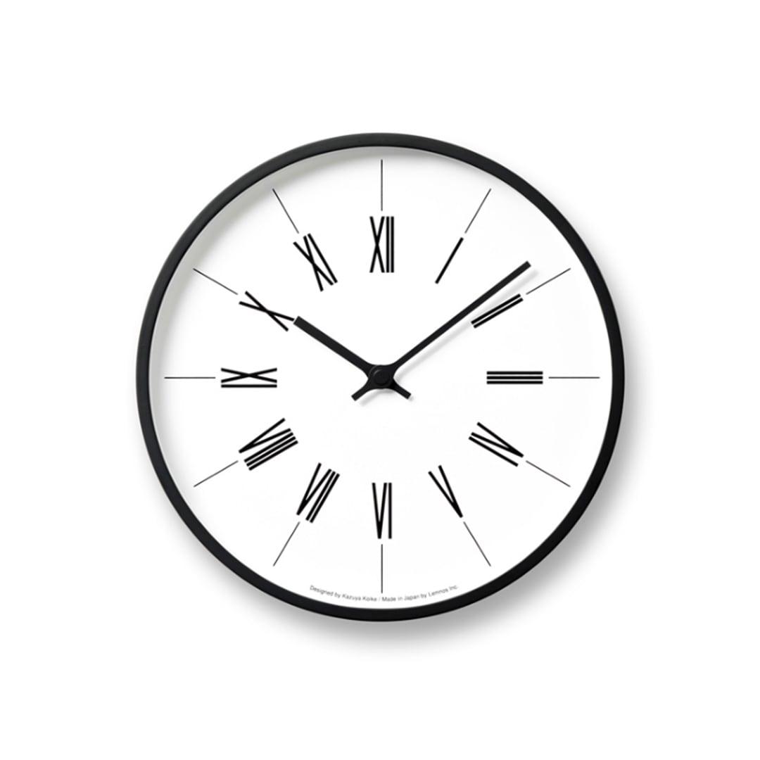 時計台の時計 Roman 電波時計[KK13-16B]φ254