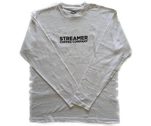ロングTシャツ  (ホワイト)