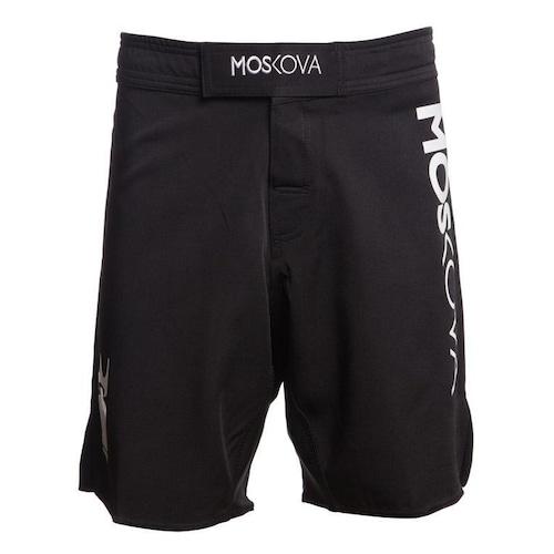 Moskova X-トレーニングショーツ ブラック/ホワイト