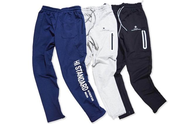 10/23[土]発売【easy fit pants】/ navy
