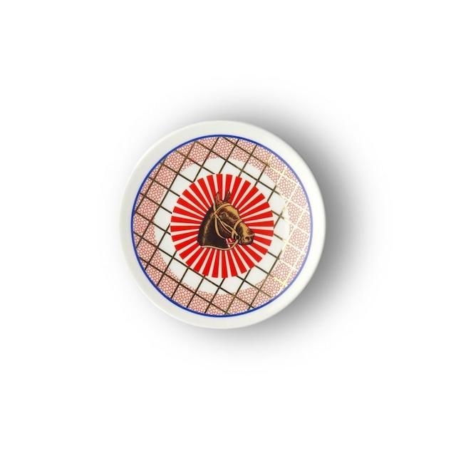 BITOSSI HOME - mini plate - Bel Paese Horse
