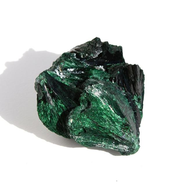 ベルベットマラカイト結晶