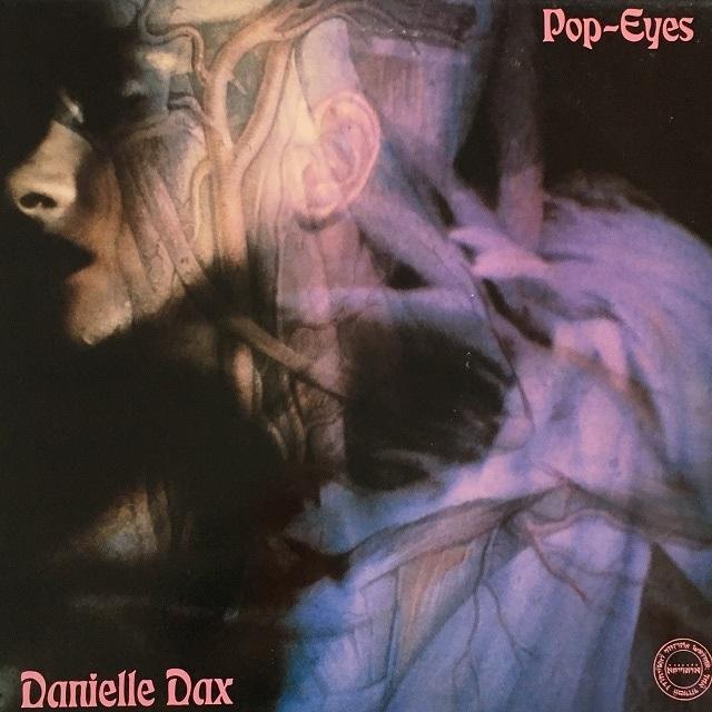 【LP・英盤】Danielle Dax / Pop-Eyes