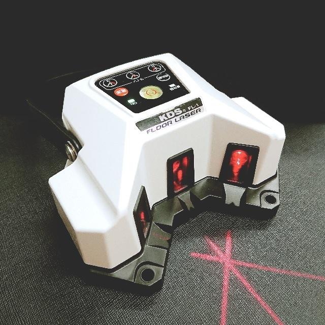 KDS フロアレーザー FL-1(もれなく3Dボルトバックプレゼント)