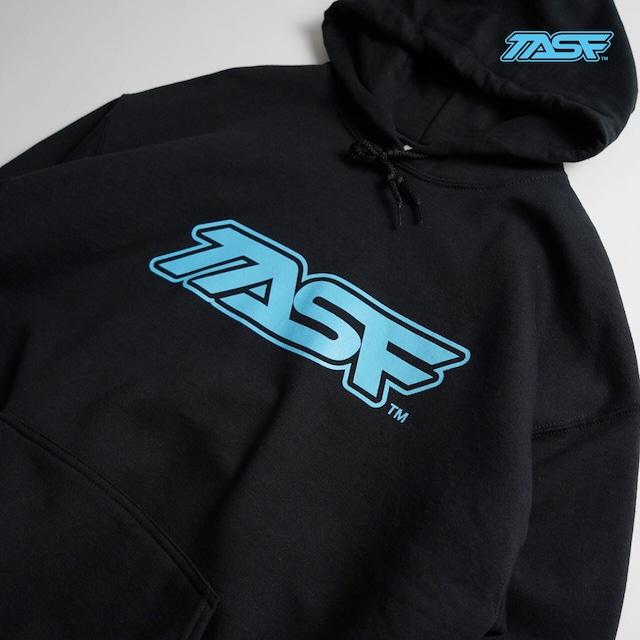 TASF  /  LOGO Hoodie  /  BLK