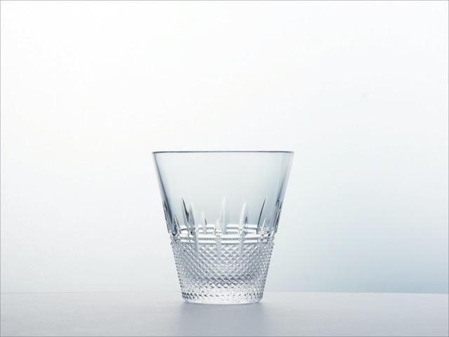 「X」ロックグラス
