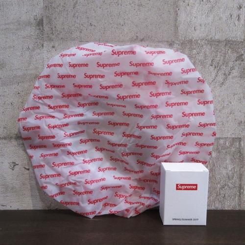 SUPREME ノベルティー SHOWER CAP