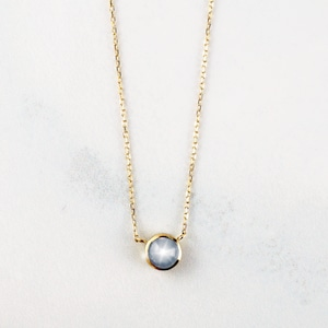Star Sapphire Necklace( N242-SSS)