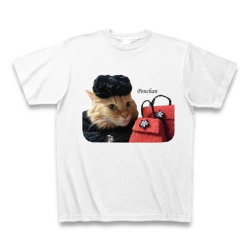 Tシャツ メーテル風ポンちゃん