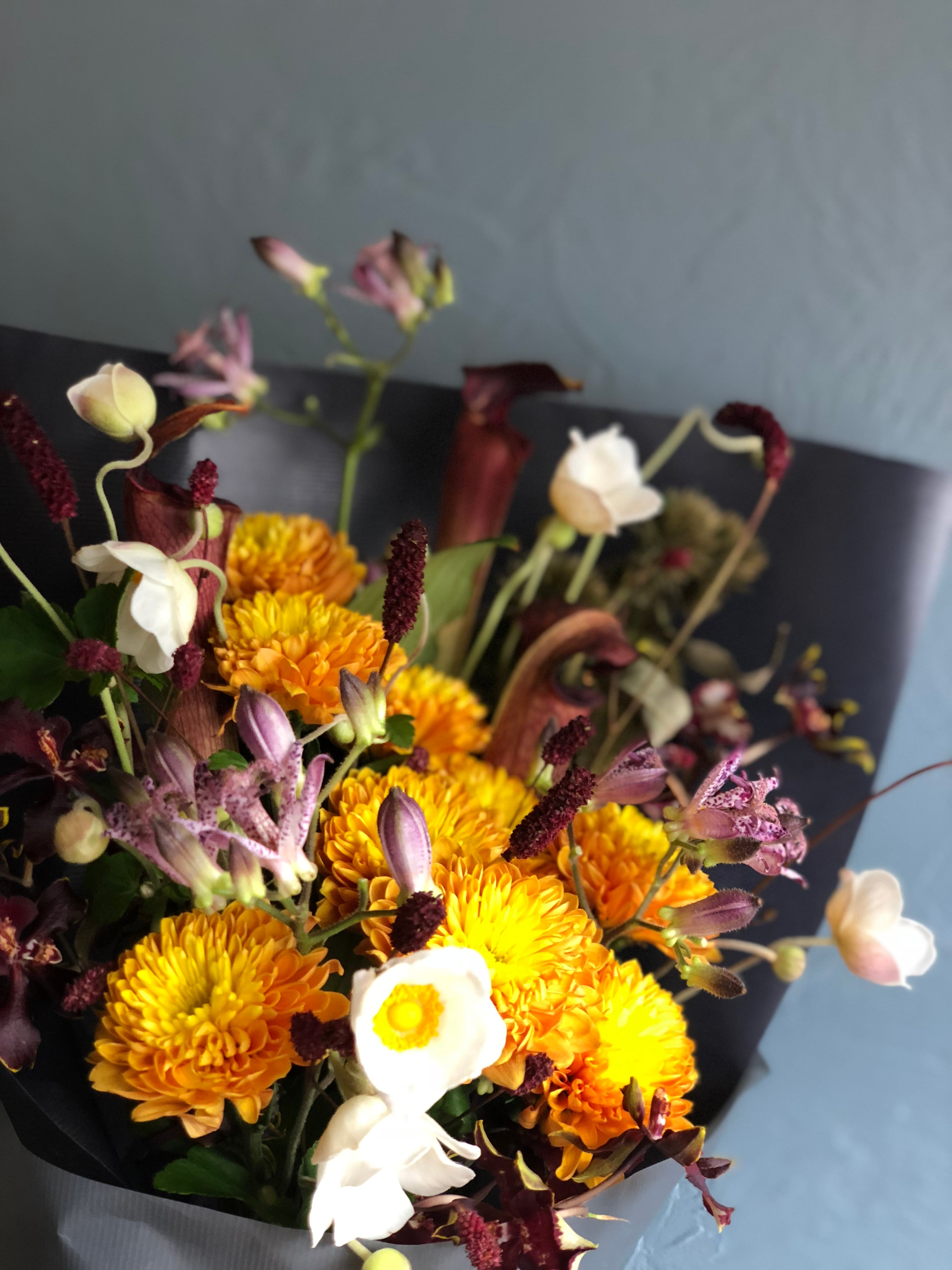 Bouquet-good size for a gift