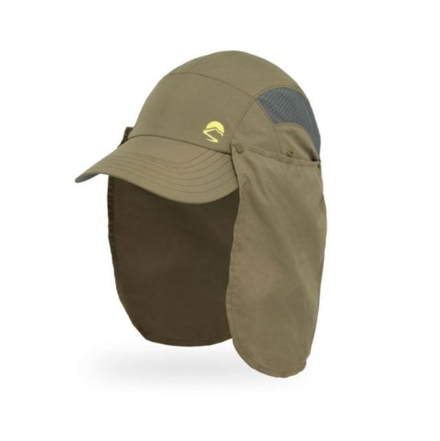 【Sunday Afternoons】 Adventure Stow Hat(Dark Khaki)