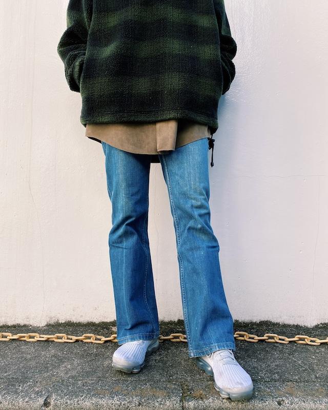 (PT059)80's Wrangler made in USA / talon zip