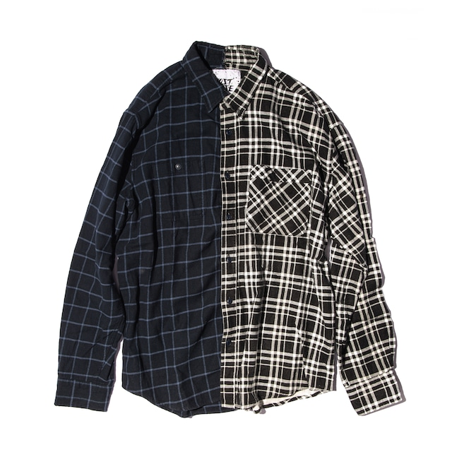 JUST NOISE BLACK LABEL: Shirt-002