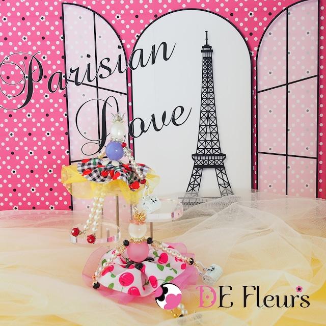 """France生まれの""""Fran""""ちゃん(チェリーバージョン)"""