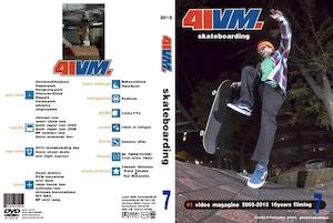 41VM / issue7 / スケートビデオ / DVD